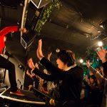 ライブハウスに咲く手のひらの花!!