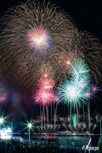 2016神戸みなと海上花火大会